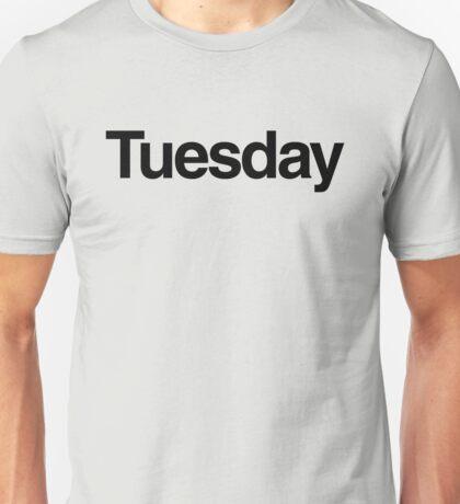The Week - Tuesday Unisex T-Shirt