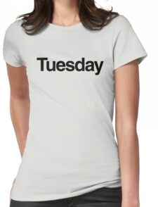 The Week - Tuesday Womens Fitted T-Shirt