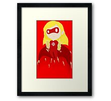 Everyday Superhero Framed Print