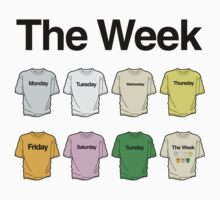 The Week Project by David NEVARIL