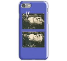 Lucy Laser-Eyes iPhone Case/Skin
