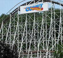 Comet, The, Great Escape, The by coasterfan94