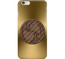 Capricorn & Rat Yang Earth iPhone Case/Skin