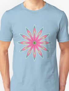 Mega Flower Tee T-Shirt