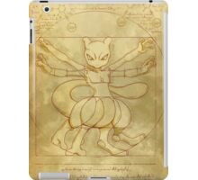 Mewtwovian Man iPad Case/Skin