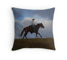 Centre of the Storm Throw Pillow