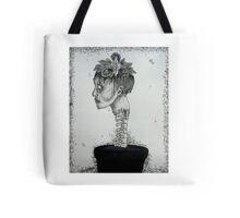 Iris Head Tote Bag