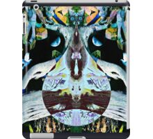 The Cat's Turn in Paradise iPad Case/Skin