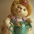 'Bear cookie jar' by fi-ceramics