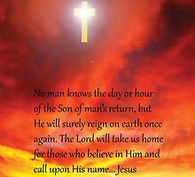 Son of God's Coming by Designer1562