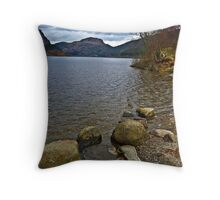 Coloured Pebbles Throw Pillow