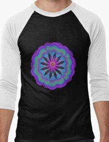 Blossom T-Shirt Men's Baseball ¾ T-Shirt