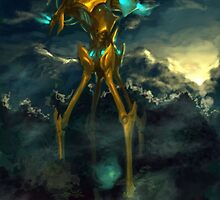 StarCraft Ultimate Colossus ! by rootstock