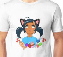 Cat Gurl Unisex T-Shirt