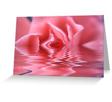 Water Rose! Greeting Card
