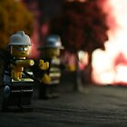 Lego Firefighters by StefZao