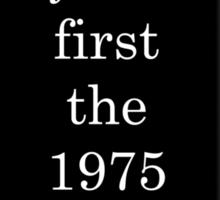 the start Sticker