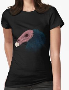 Vulture Womens Fitted T-Shirt