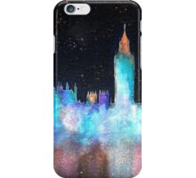 Westminster And Big Ben Cosmos iPhone Case/Skin