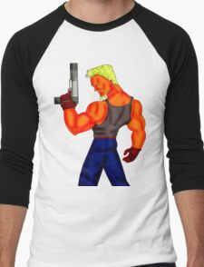 Weapon of a man Men's Baseball ¾ T-Shirt