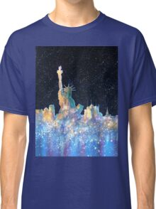 Liberty And New York Cosmos Classic T-Shirt