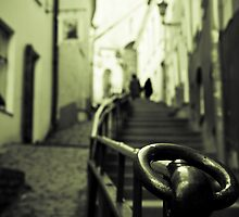Old town by CerbeR2008