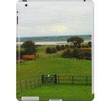 The Essex Countryside - Althorne Hall Farm iPad Case/Skin