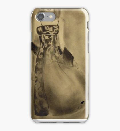 Faded memories iPhone Case/Skin