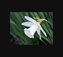 Single White Daffodil Unisex T-Shirt