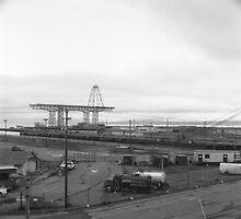 abandoned shipyard by irisphotography