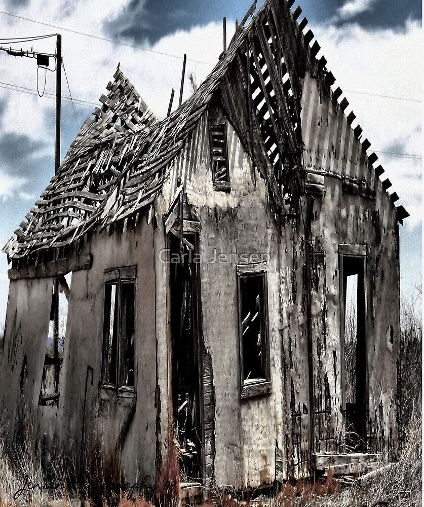 This Old Home  by Carla Jensen