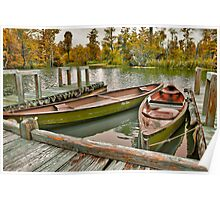 Santee Canal Poster