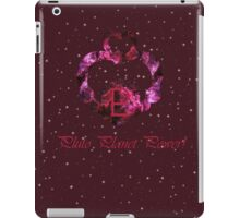 Planet Power -- Pluto iPad Case/Skin