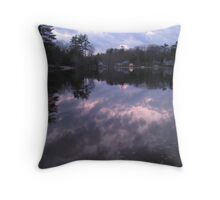 Great Pond Throw Pillow