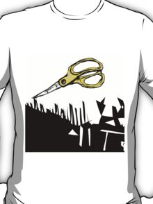 Cutting Paper T-Shirt