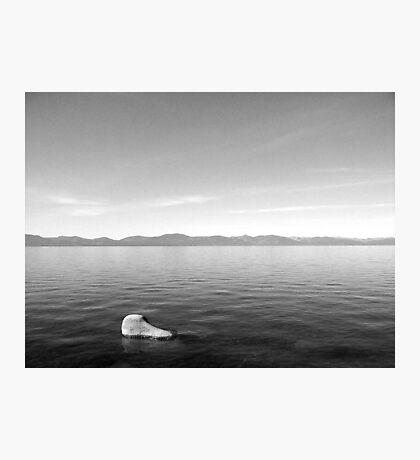Black And White Landscape 11  Photographic Print