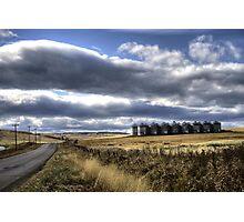 Prairie Road Photographic Print