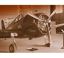 Planes Of Past #2 Photographic Print