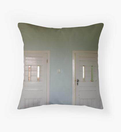 The Doors Throw Pillow