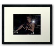 Adonis Framed Print