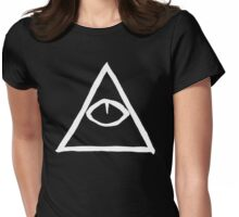 illuminary Womens Fitted T-Shirt