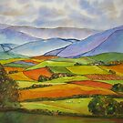 Yorkshire Quilt by bevmorgan