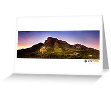 Bluff Knoll Greeting Card