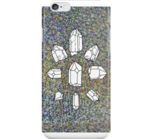 crystal collection iPhone Case/Skin