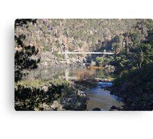 Cataract Gorge - Launceston, Tasmania Canvas Print