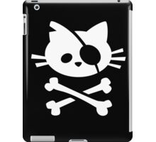 Pirate Cat iPad Case/Skin