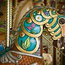Carousel Horse by crossmark