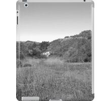 Black And White Landscape 19 iPad Case/Skin