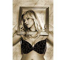 Bra Photographic Print