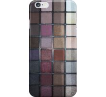 Makeup Set iPhone Case/Skin